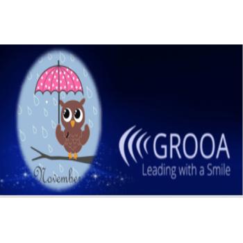 Grooa Newsletter: November 2020