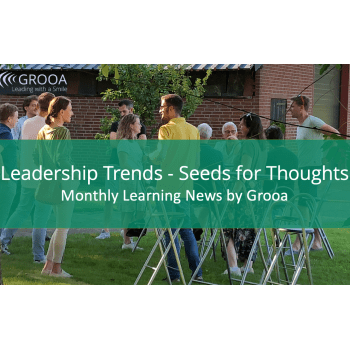 Grooa Newsletter: Seeds for Thoughts - January 2021
