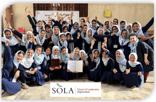 Sola School Grooa support