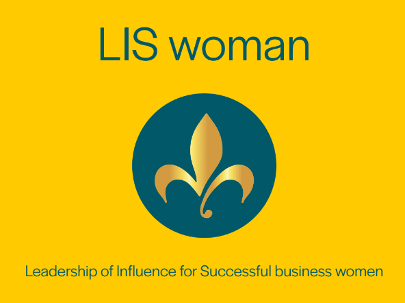 LIS Woman logo with full title