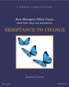 Grooa ebook Resistance to Change