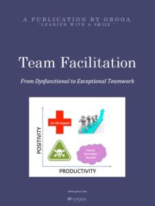 Grooa ebook Team Facilitation